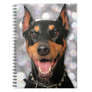 Doberman - Megyan Notebook