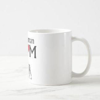 Doberman Mom Coffee Mug