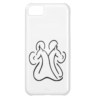Doberman Paw Cover For iPhone 5C