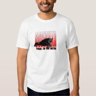 Doberman, Pedal to the Metal Tee Shirt
