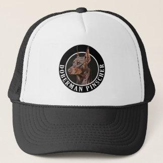 Doberman Pinscher 002 Trucker Hat