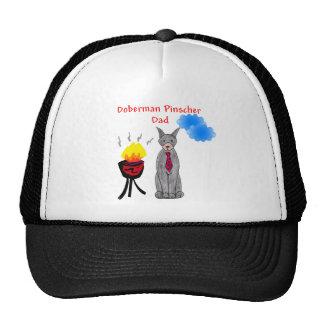 Doberman Pinscher Black - Dad Hat