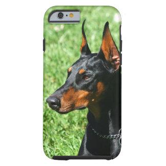 Doberman Pinscher iPhone 6 Case