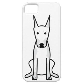 Doberman Pinscher Dog Cartoon iPhone SE/5/5s Case