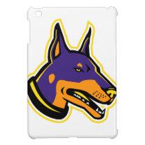 Doberman Pinscher Dog Mascot Case For The iPad Mini