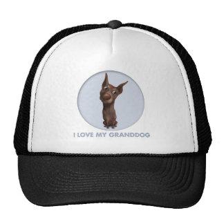 Doberman Pinscher (Fawn) Granddog Trucker Hat