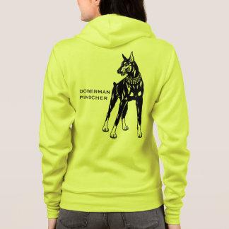 doberman pinscher hoodie