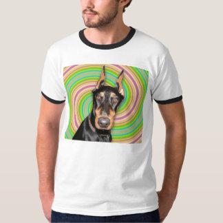 Doberman Pinscher Hypnosis T Shirt