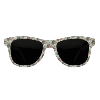 Doberman Pinscher in the Woods Sunglasses