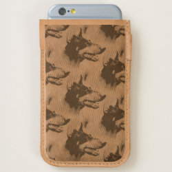 iPhone 7 and iPhone 6/6s Case with Doberman Pinscher Phone Cases design