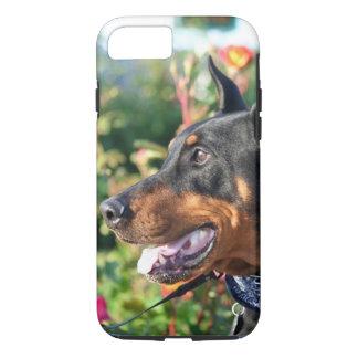 Doberman Pinscher iPhone 7 Case