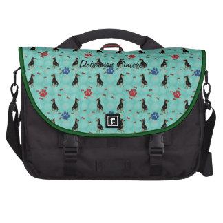 Doberman Pinscher Bags For Laptop