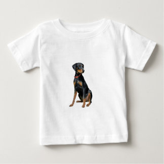 Doberman Pinscher (natural) Baby T-Shirt