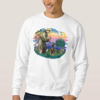 Doberman Pinscher (natural) Sweatshirt