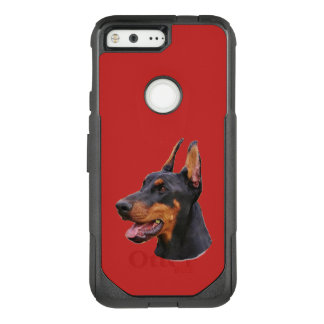Doberman Pinscher OtterBox Commuter Google Pixel Case