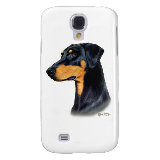 Doberman Pinscher Samsung S4 Case
