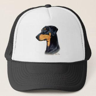 Doberman Pinscher Trucker Hat