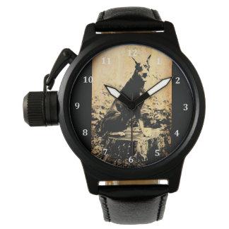 Doberman Pinscher Vintage Old Photo Wrist Watches