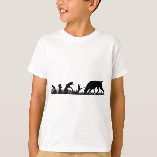 Doberman Pinscher Zombie Arm T-Shirt
