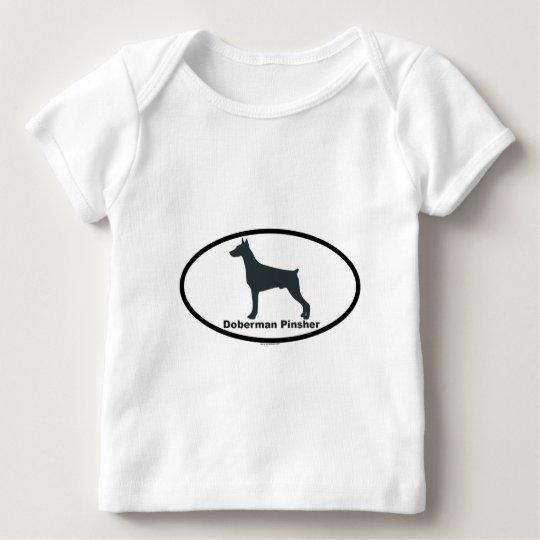 Doberman Pinsher Baby T-Shirt