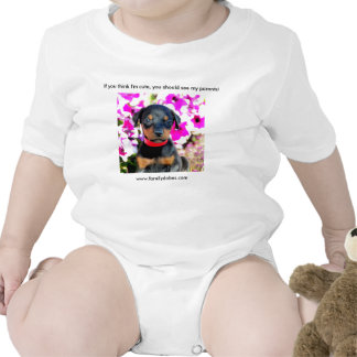doberman puppy shirt