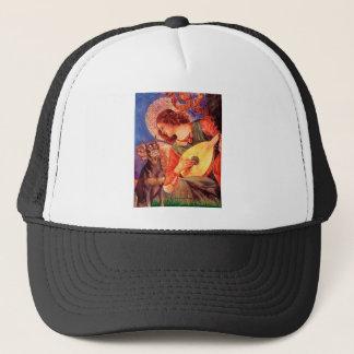 Doberman (red) - Mandolin Angel Trucker Hat