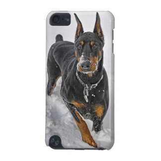 Doberman Rescue Expert Snowball Catcher Touch Pad iPod Touch 5G Cases