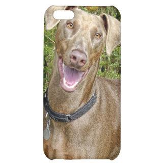 Doberman Rescue Fawn iPhone 5C Cover