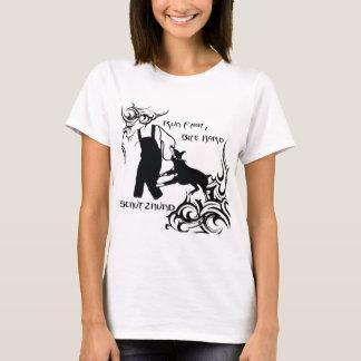 Doberman Run Fast T-Shirt