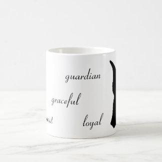 Doberman Silhouette Mug