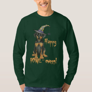 Doberman Witch T-Shirt