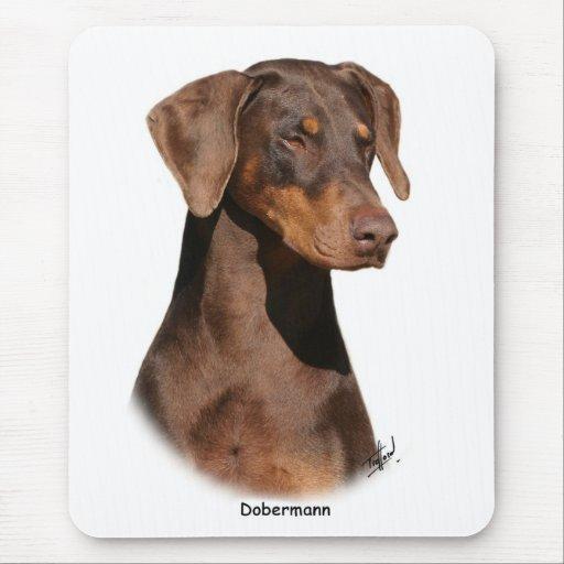 Dobermann 9Y381D-162 Mouse Pad