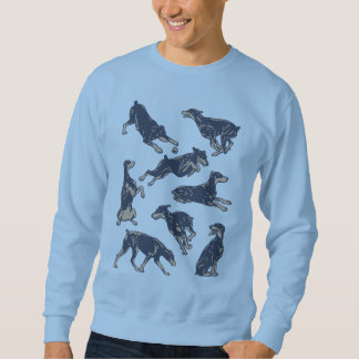 Dobes Doing Dobe Stuff Sweatshirt
