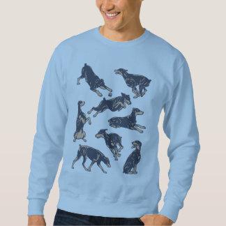 Dobes Doing Dobe Stuff Sweatshirt