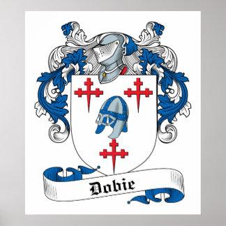 Dobie Family Crest Poster