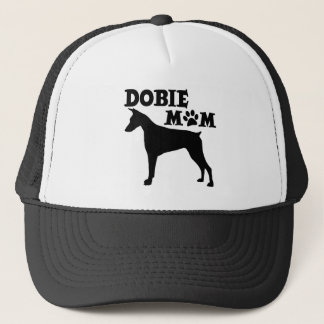 DOBIE MOM TRUCKER HAT