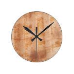 Doblado Reloj De Pared