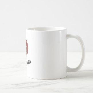 Doble del equipo cubo de duplicación del backgamm taza de café