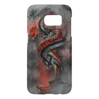 Doble Dragon 2b Fundas Samsung Galaxy S7