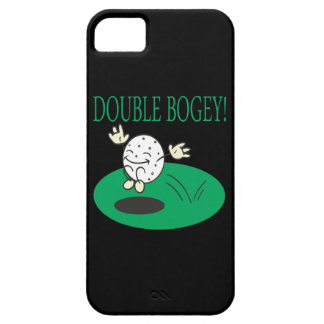Doble - duende funda para iPhone 5 barely there