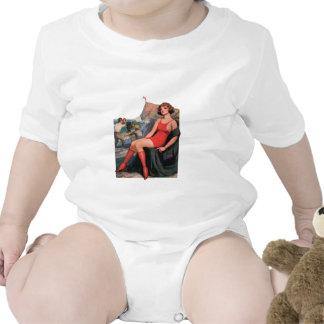 Doble o abandonado traje de bebé