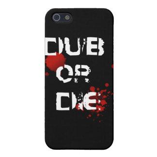 Doble o muera iPhone 5 fundas