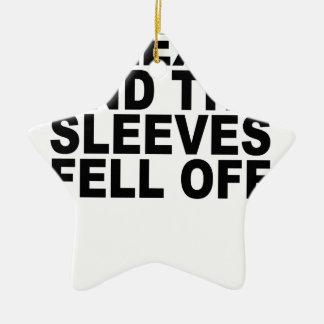 Doblé y las mangas se cayeron de T-Shirts png