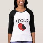 ¡Doblo - dando para arriba en amor! - Anti-Tarjeta Camiseta