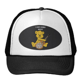 DOBRO BEAR -HAT