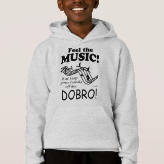 Dobro Feel The Music Hoodie