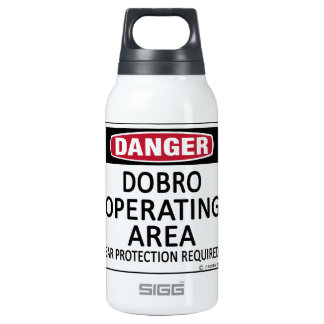 Dobro Operating Area Insulated Water Bottle