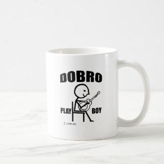 Dobro Play Boy Coffee Mug