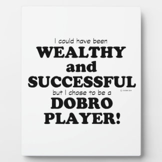 Dobro Wealthy & Successful Photo Plaques