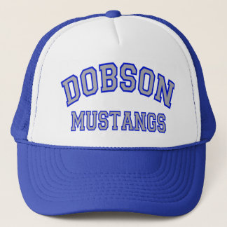 Dobson Mustangs Trucker Hat